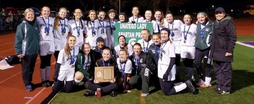 Section IV Class C Girls Soccer Champions