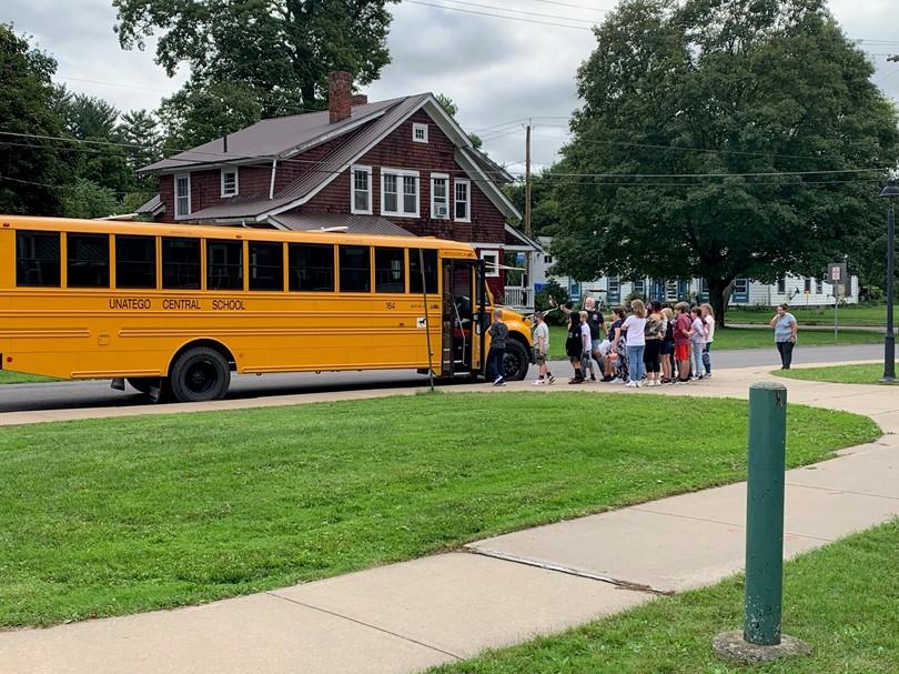 Elementary Bus Drill